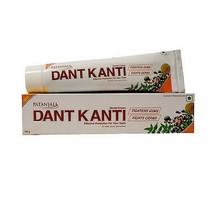 3xPatanjali Ayurveda Dant Kanti Dental Cream 100gm (3.5 Oz) Regular Toothpaste* - $17.45