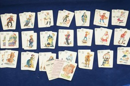 Vintage Whitman OLD MAID Card Game Complete Made in the USA IOB - $28.54