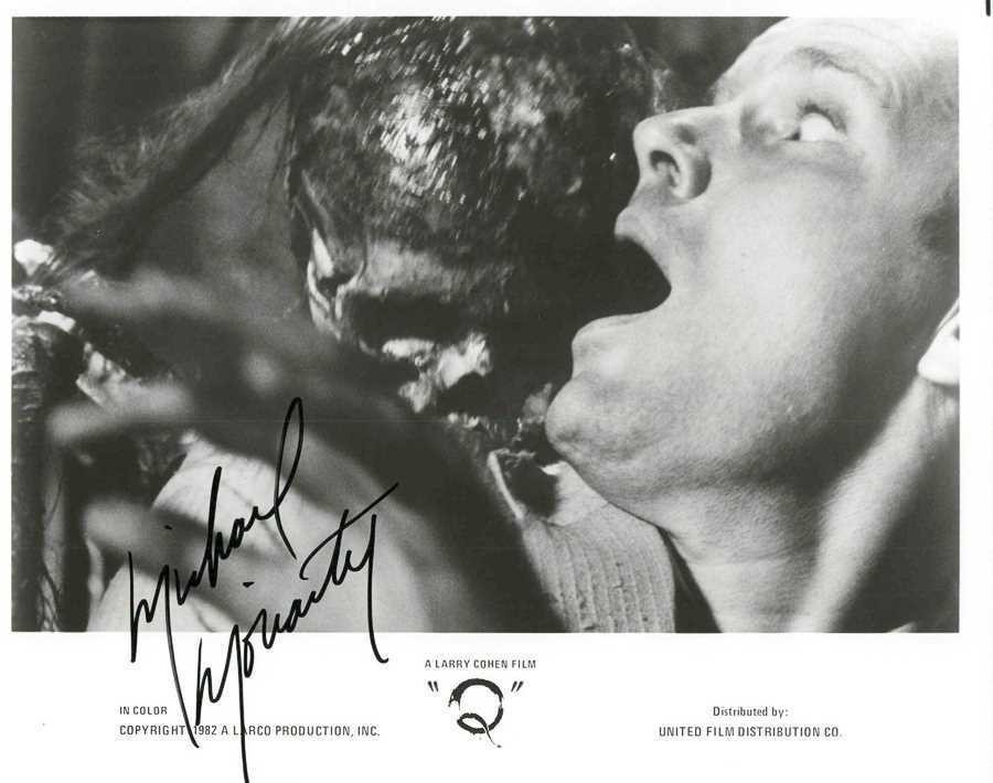 Primary image for Michael Moriarty Signed Autographed Glossy 8x10 Photo