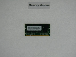 1GB PC2700 Mémoire IBM THINKPAD T40 T40p T41 T41p T42