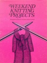 Weekend Knitting Projects [Dec 01, 1979] Hubert, Margaret and Gusick, Dorothy De