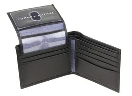 Tommy Hilfiger Men's Premium Leather Credit Card ID Wallet Passcase 31TL220061 image 6