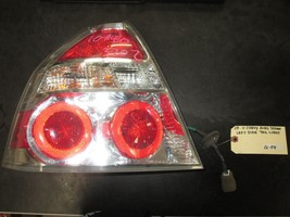 07 08 09 10 11 CHEVY AVEO SEDAN LEFT SIDE TAIL LIGHT - $39.60