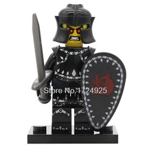 Single Sale Evil Knight Collectible Series 7 Minifigure Block for LEGO B... - $7.99