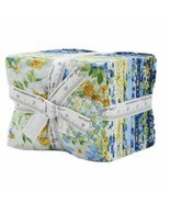 Summer Breeze V~ 27  Precut Cotton Fat Quarters 18'' x 21'' 33300AB Moda - $78.41