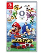 Mario & Sonic AT Tokyo 2020 Olympics (TM)-Switch Japanse Ver. [video game] - $90.87