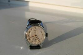 Vintage Old Soviet Russian CVET  Men's Wrist Watch. - $34.75