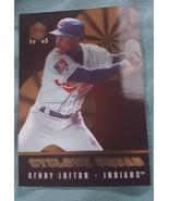 1995 UC3 Cyclone Squad Cleveland Indians Baseball Card #CS19 Kenny Lofton - $1.00