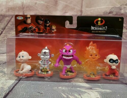 Primary image for Disney Pixar The Incredibles 2 Jack-Jack Multipack Action Figures