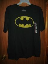 New Men's Batman Symbol Logo T-SHIRT Size 2XL Black, Nwot - $12.05