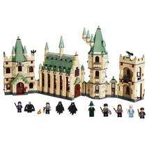 Hogwarts Magic School Castle Harry Potter Building Block Fit Lego Minifi... - $134.99