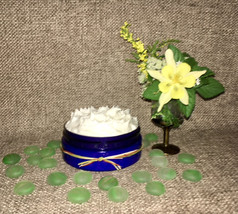 Tallow Broccoli Seed Oil Raw Honey Cream Balm 6oz Reduce Reverse Fine Lines Wrin - $24.99