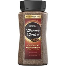 Nescafe Taster's Choice House Blend Instant Coffee, 14 oz (3 Packs) - $63.58