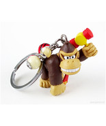 Donkey Kong Gamer Keychain, Unisex Accessories, Geek Gifts - $18.00