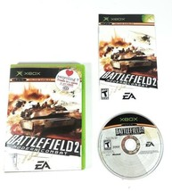 Battlefield 2 Modern Combat Microsoft Xbox Video Game Complete - $17.32