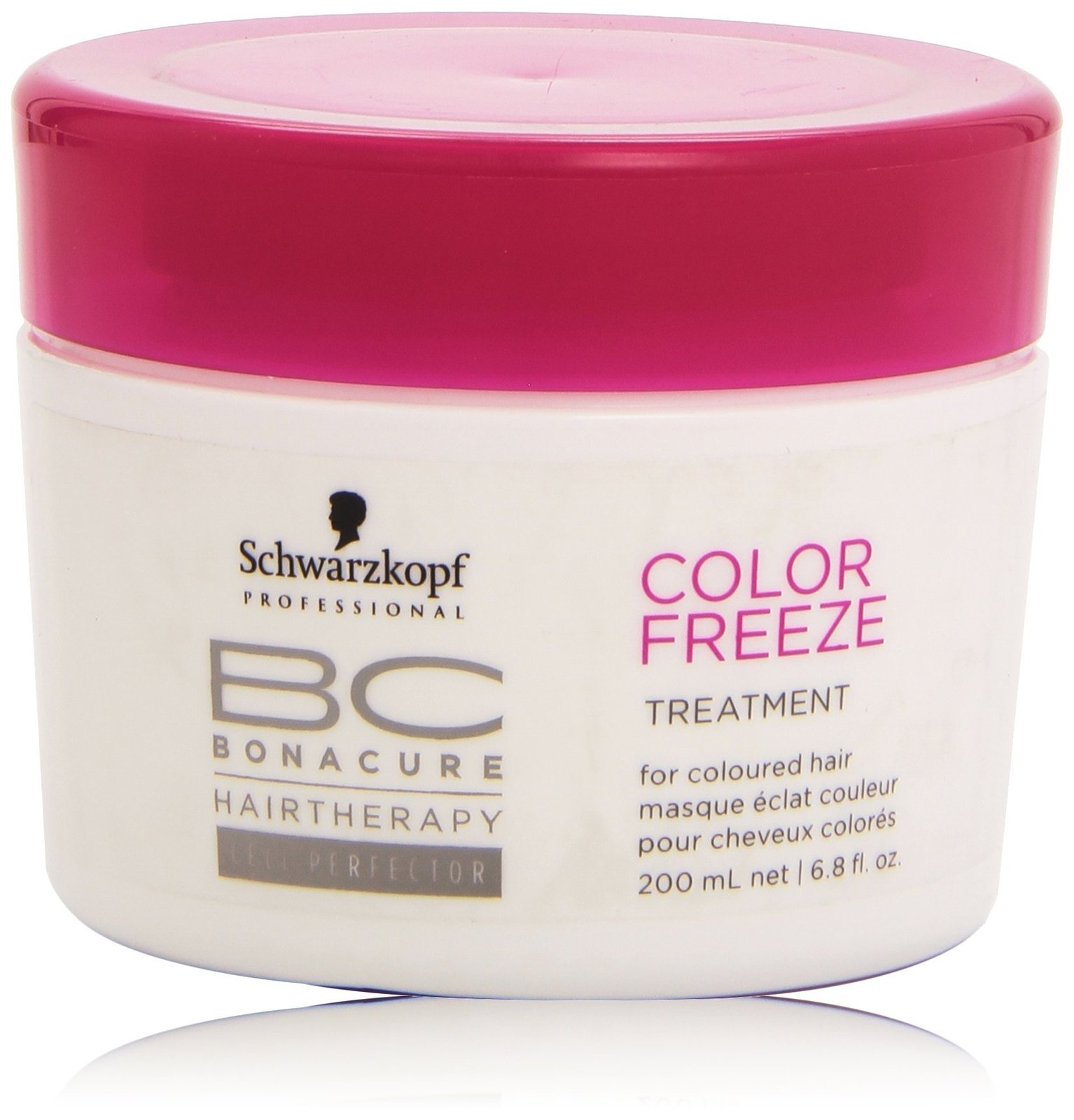 BC Bonacure COLOR FREEZE Treatment, 6.76-Ounce