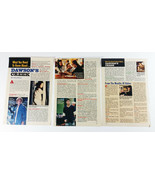 Dawsons Creek Magazine Clippings Lot 3 Pages Soap Opera Digest Holmes Wi... - $3.99