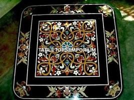 "36"" Modern Marble Custom End Table Top  Beautiful Inlay Furniture Decor ... - $1,714.00"