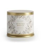 ILLUME SEASONAL WINTER WHITE LARGE TIN CANDLE 11.8oz - $24.50