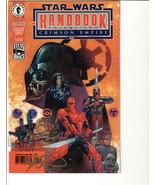 Signed Dave Dorman Star Wars Handbook Volume Two Crimson Empire Dark Hor... - $29.99