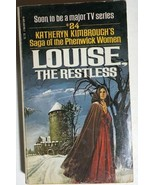 LOUISE THE RESTLESS by Katheryn Kimbrough (1978) Popular Library gothic ... - $9.89