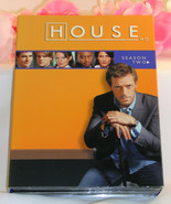 DVD's House M.D. Season 2 TV Series Medical Drama 24 Episodes 6Discs Gen... - $19.99
