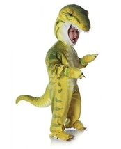 Underwraps Dinosaur Trex T-Rex Green Toddler Child Halloween Costume 26026 - $28.59+