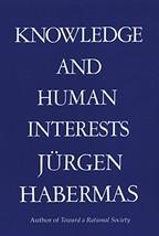 Knowledge & Human Interests [Paperback] Habermas, Juergen and Shapiro, Jeremy J. image 4