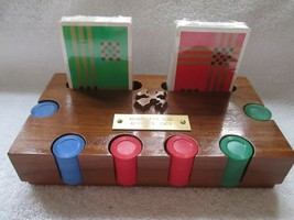Monmouth Duo-1969- Lubbock, Texas- Paddle Tramps chips, playing cards an... - $25.00