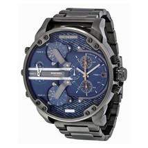 Originlal Diesel DZ7331 Mr. Daddy 2.0 Men's Blue Dial Quartz Chronograph... - $236.52 CAD
