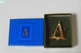 Vintage Avon Honor Society Letter A Brooch/Pin 1992 - $14.99