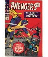 The Avengers Comic Book #35 Marvel Comics Group 1966 FINE+ - $36.18