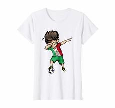 Dad Shirts - Dabbing Soccer Boy Mexico Jersey Tee Shirt Mexican Football Wowen - $19.95+