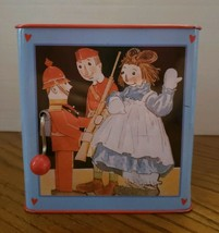 Raggedy Ann JACK IN THE BOX By  Schylling - $24.99