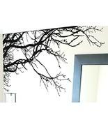Large Tree Wall Decal Sticker - Semi-Gloss Black Tree Branches, 44in Tal... - $48.16