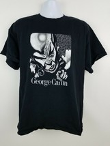 Vintage George Carlin Jesus is Coming Stand Up Comedy Show Concert Shirt... - $21.87