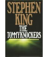 VINTAGE 1987 Stephen King Tommyknockers Hardcover Book - $49.49