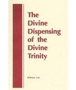 The Divine Dispensing of the Divine Trinity Witness Lee ~ Like New Copy - $16.99