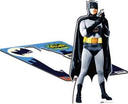 Batman 1960's TV Series Adam West Batman Photo Image Desktop Standee, NE... - $8.79