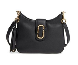 Marc Jacobs Women's Interlock Small Hobo Bag, Black - $268.00