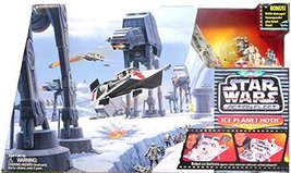 Micro Machines Star Wars Ice Planet Hoth Action Fleet Set - $76.73