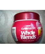 Garnier Whole Blends Color Care Mask with Argan Oil & Cranberry lot of 2  - $15.98