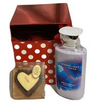 Barh & Body Works Moonlight Path Shea Body Lotion Gift Box Set - $21.73