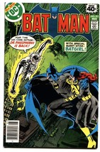 Batman #311 1979-Bronze Age-DC comics- Bat-girl- Dr Phosphorus VF/NM - $37.83