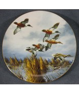 Late Comers Collector Plate by David Maass On The Wing 1992 Ducks - $14.95