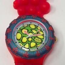 VTG Swatch C-Monsta Mod Watch 1998 New Battery AG 90s Nineties - $54.69