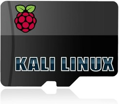 Kali Linux for Raspberry Pi micro SD Card Compatible with RPI 2, 3, 4 & 400 - $14.20+