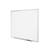 "NEW Quartet Melamine Whiteboard Magnetic Dry Erase Board 18 x 24"" Alumin... - $25.55"