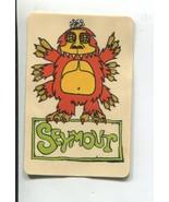 Vtg 1969 Kellogg's HR Pufnstuf Seymour Cereal Premium Patch Sticker Sid ... - $24.99