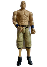 "WWE Mattel John Cena 12"" Figure 2013 Wrestling Action WWF doll - $13.85"